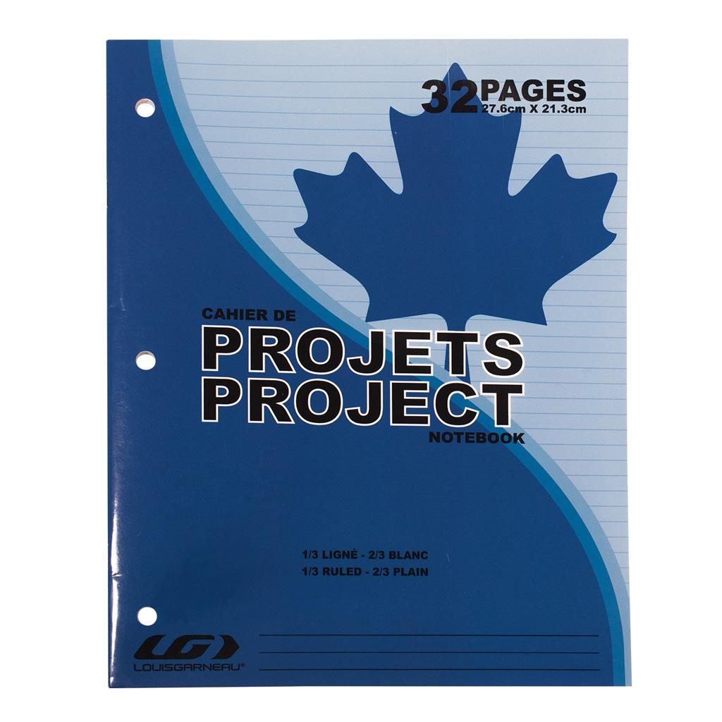 LG Project Book, 32pg