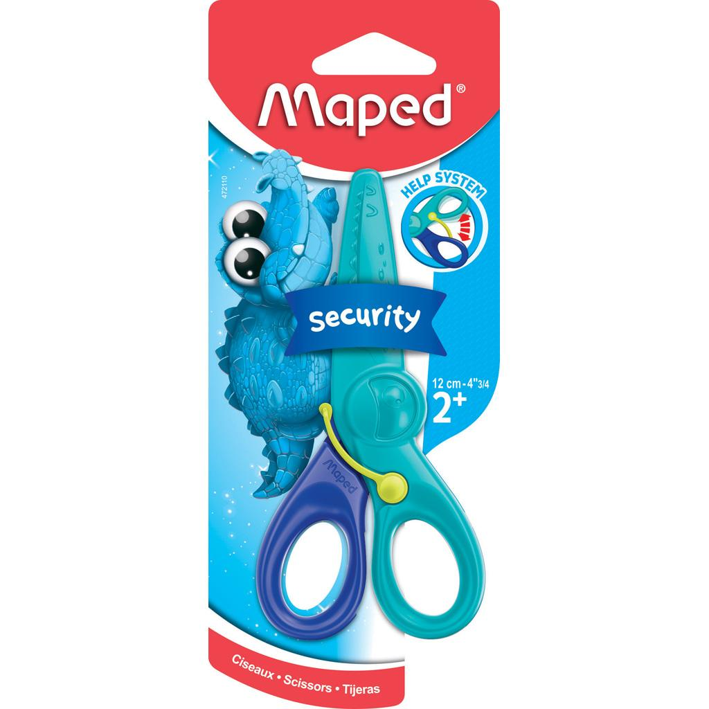 "Scissors KidiPulse Security, 12cm (5"")"