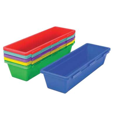 Interlocking Pencil Trays, 5PK, Assorted