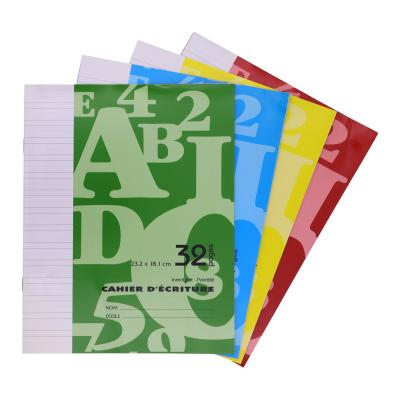 Exercise Book, Dotted Interlined, 32pg