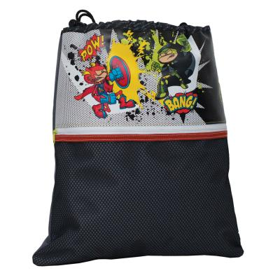 LG Shoe Bag - Super Hero