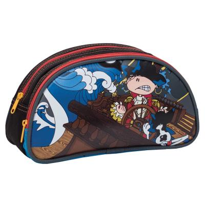 LG Pencil Case, Half Moon - Pirate
