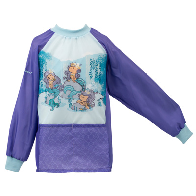 LG 6-YR Old Smock - Mermaid