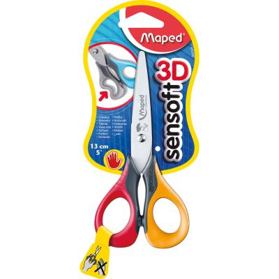 "Scissors Sensoft 3D, 13cm (5""), Left Handed"