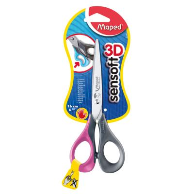 "Scissors Sensoft 3D, 16cm (6""), Left Handed"