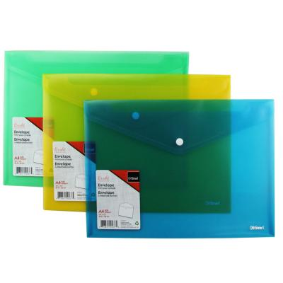 Poly Envelope, Horizontal,  Assorted