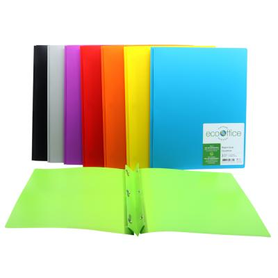 Poly 3-Prong Report Cover, 8 Colours