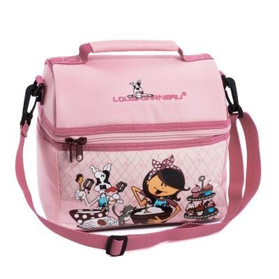LG Lunch Box - Cupcake