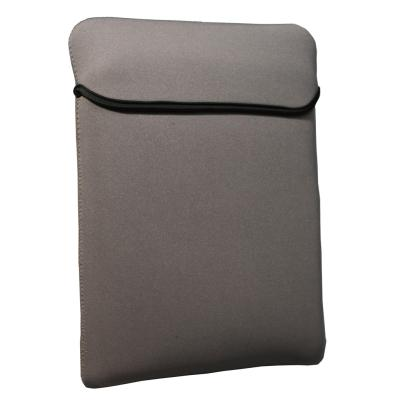 "17"" Neoprene Laptop Sleeve, Grey"