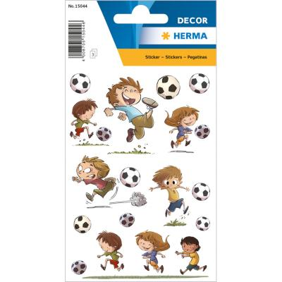 Stickers DÉCOR soccer friends