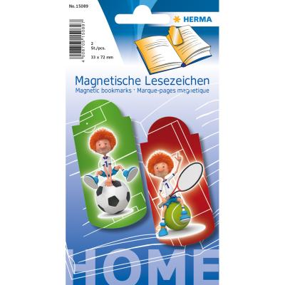 Magnetic Bookmarks, Sportsman