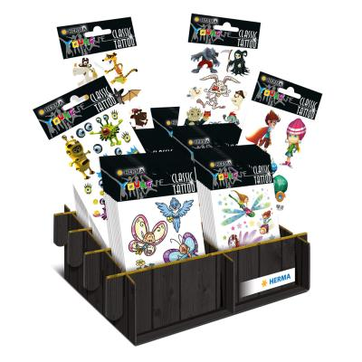 Kids Tattoos, Colour (Display x60)