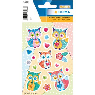 Stickers MAGIC Spring Fox, Silk