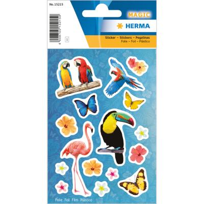 Stickers MAGIC Paradise, Foil