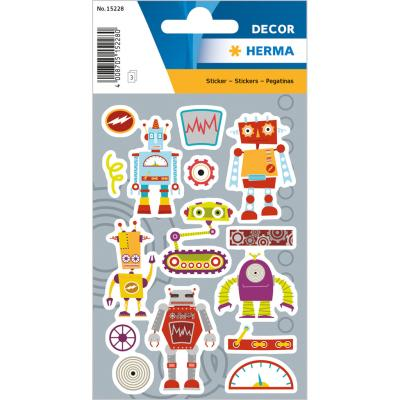 Stickers DÉCOR Family Robot