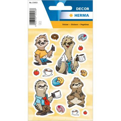 Stickers DECOR Max le paresseux
