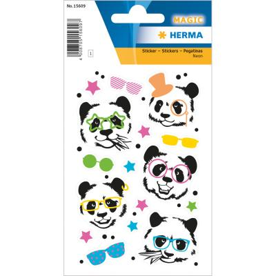 Stickers MAGIC Panda Daddy
