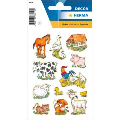 Stickers DÉCOR Farm Animals