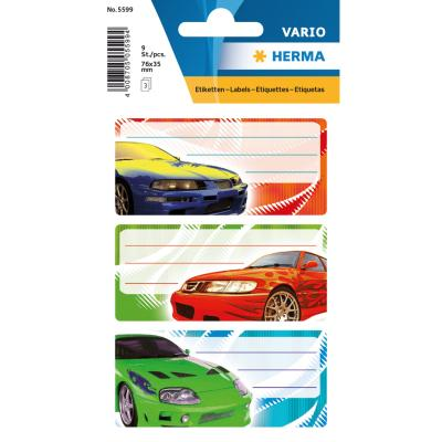VARIO School Labels, Tuning