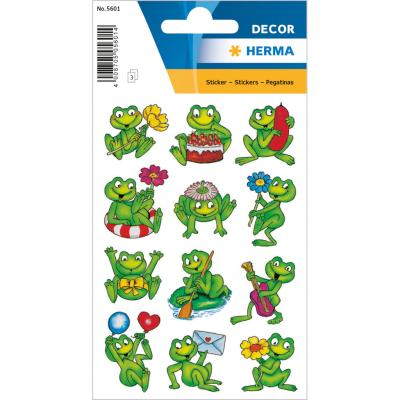 Stickers DÉCOR Frogs