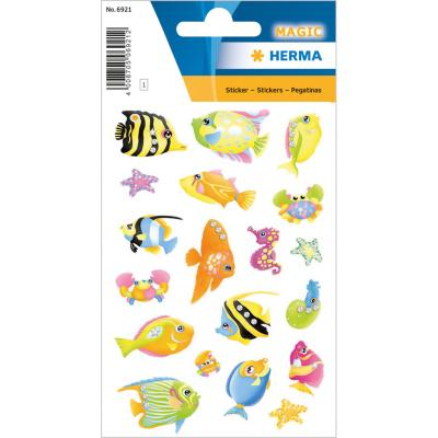 Stickers MAGIC Poissons, Jewel