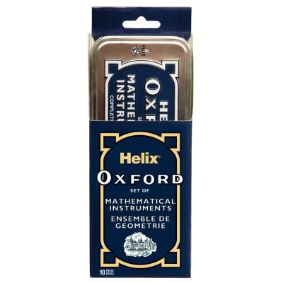 Geometry Set Oxford, 10pcs